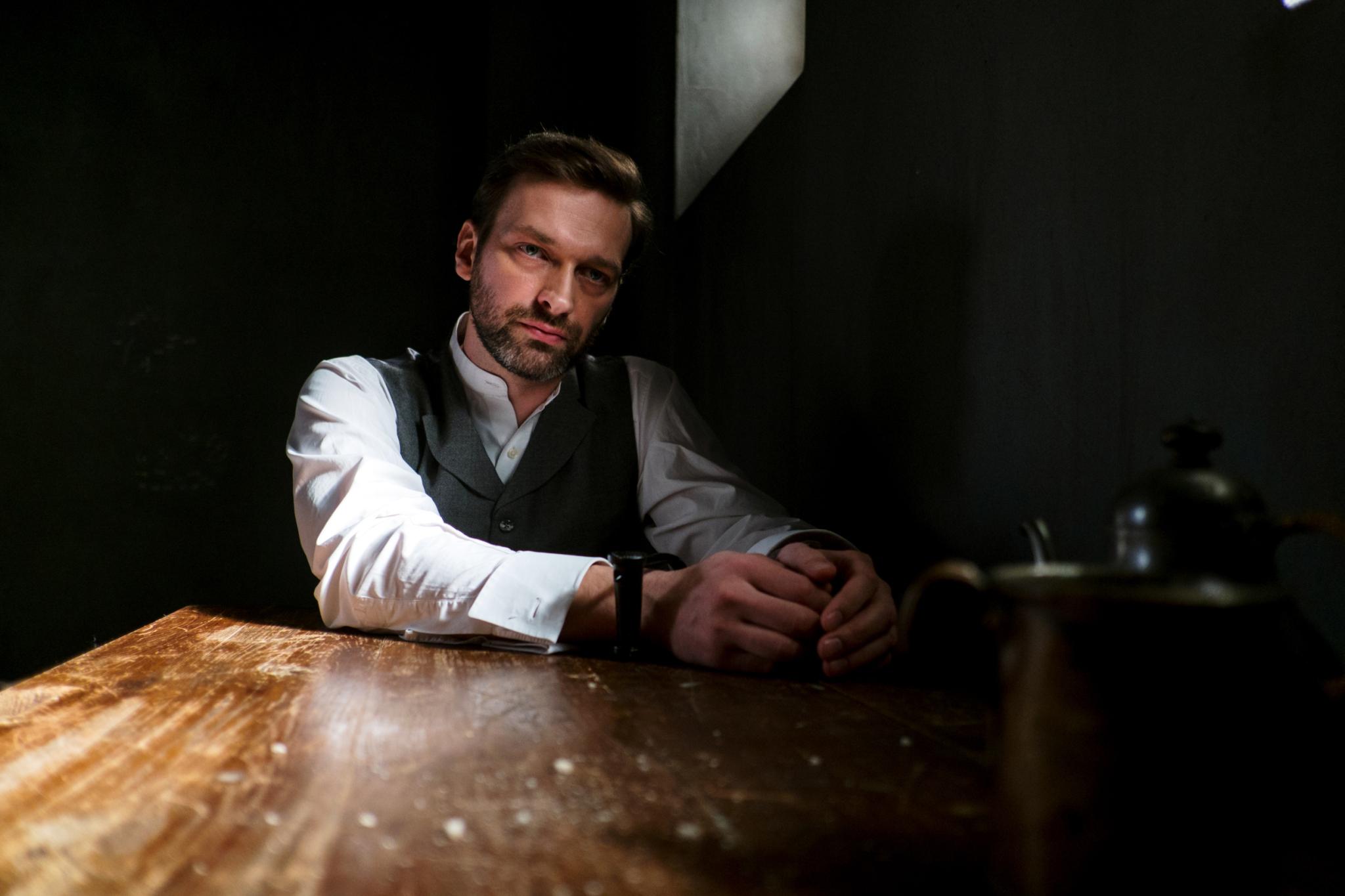Marcin Stec - Oskar Lunge